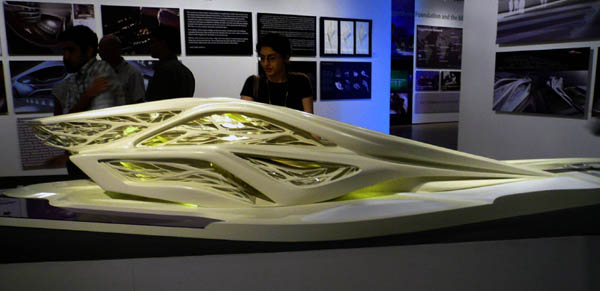 Performing Arts Centre Abu Dhabi By Zaha Hadid