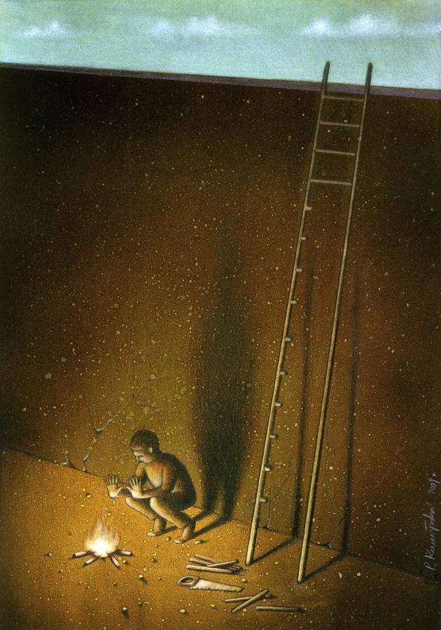 pawel-kuczynski-ladder